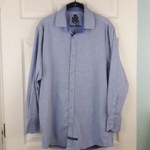English Laundry Shirts - Mens English Laundry 15.5 32/33 Shirt